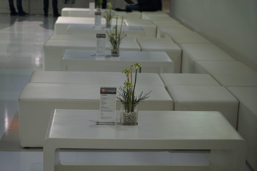 Eventfloristik Messe Stuttgart